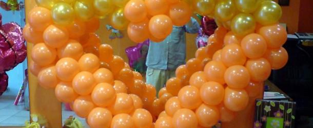 Κατασκευές Μπαλονιών
