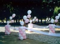Μπαλονια για Γάμο