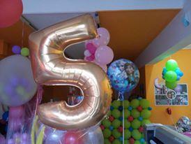 Μπαλονια με αριθμους, μπαλονια με νουμερα